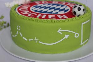 Bayern Torte