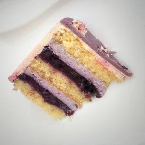 Dripping Cake Stück