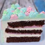 Crazy cake am Stück