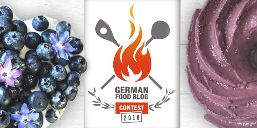 German Food Blog Contest 2018