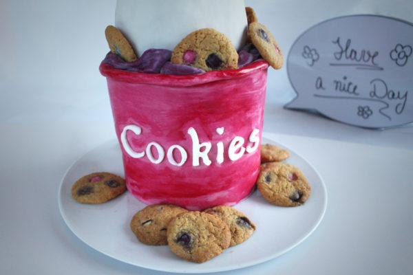 einhorntorte cookies1