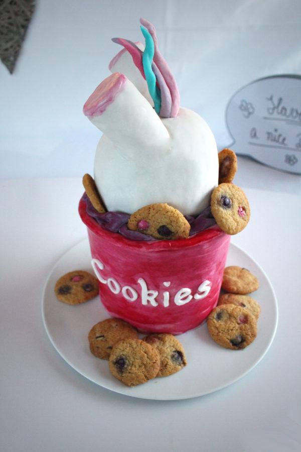 einhorntorte cookies2