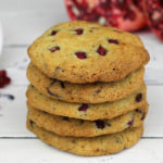 Granatapfel Cookies mit Whiskey - Superfood & Trendmoves