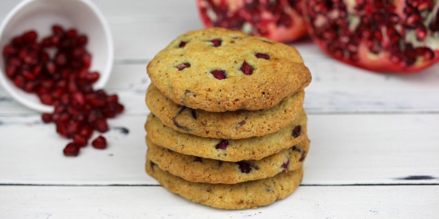 Cookies Granatapfel