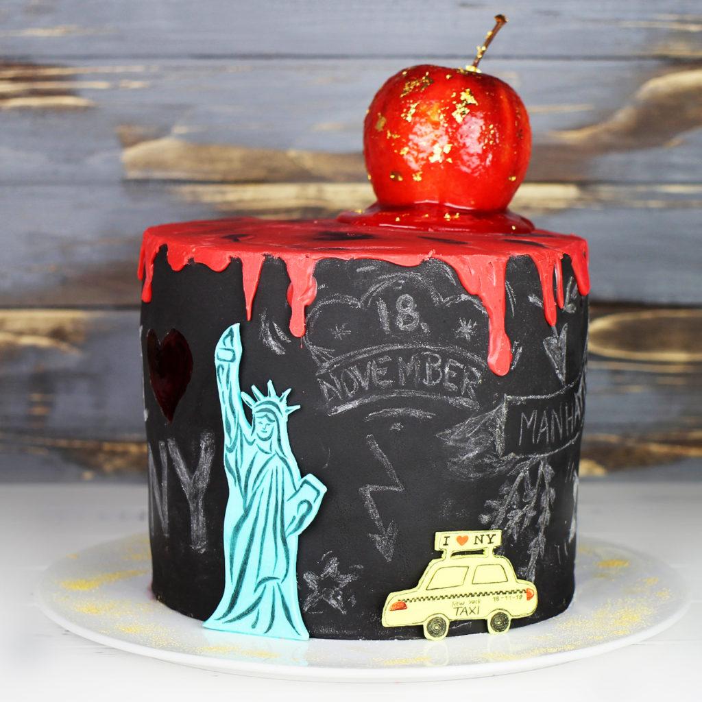 Chalkcake Kreidekuchen