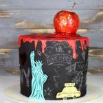 """Chalkcake """"New York Love"""" - Ein wahrer Schokoladentraum"""