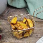 Knusprige Kartoffel-Wedges ... ganz einfach selber backen!