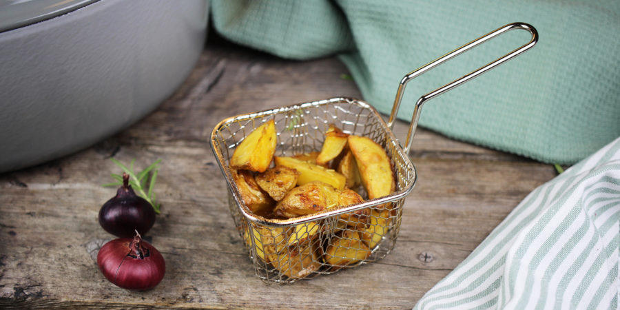 Kartoffel- Wedges