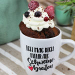 Himbeerkuchen ? Raspberry Mug Cake