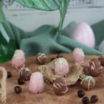 Schokoladentrüffel mit salzigem Haselnuss-Kern