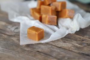 karamell fudge makro