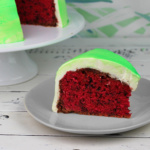 "Red oder Pink Velvet Cake alias ""So ein leckerer Fantakuchen"""