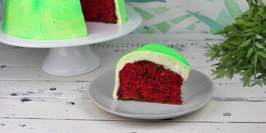 Fantakuchen Red velvet cake