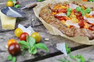 Mediterrane Tomaten Galette