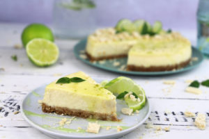 Mojito New York Cheesecake