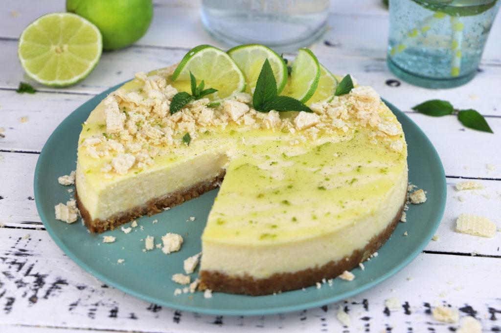 Mojito New York Cheesecake