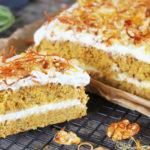 Carrot Cake - Möhrenkuchen mag (fast) jeder gern