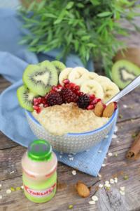 Yakult Porridge