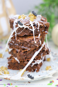 Salty Karamell Brownies