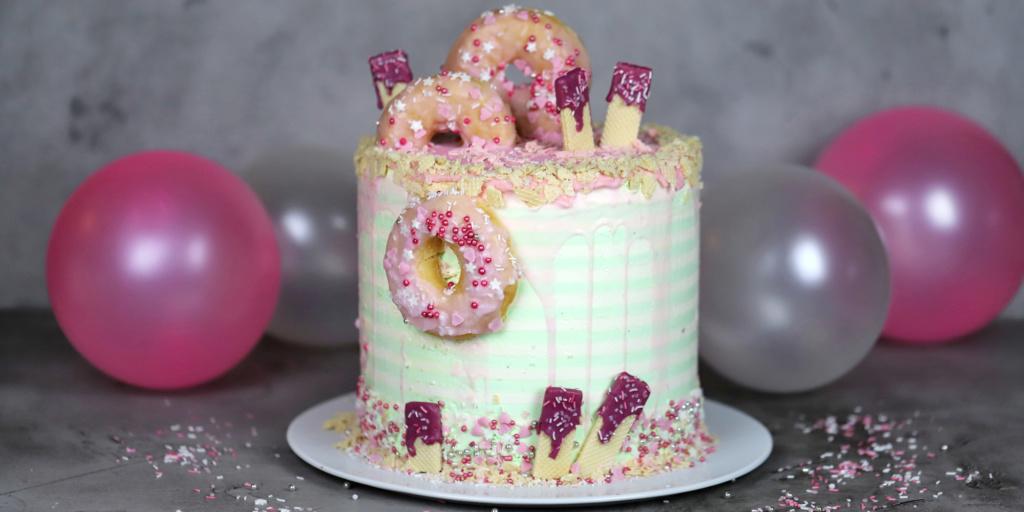 donutcake blog