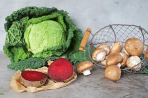 Saisonkalender Gemüse Winter