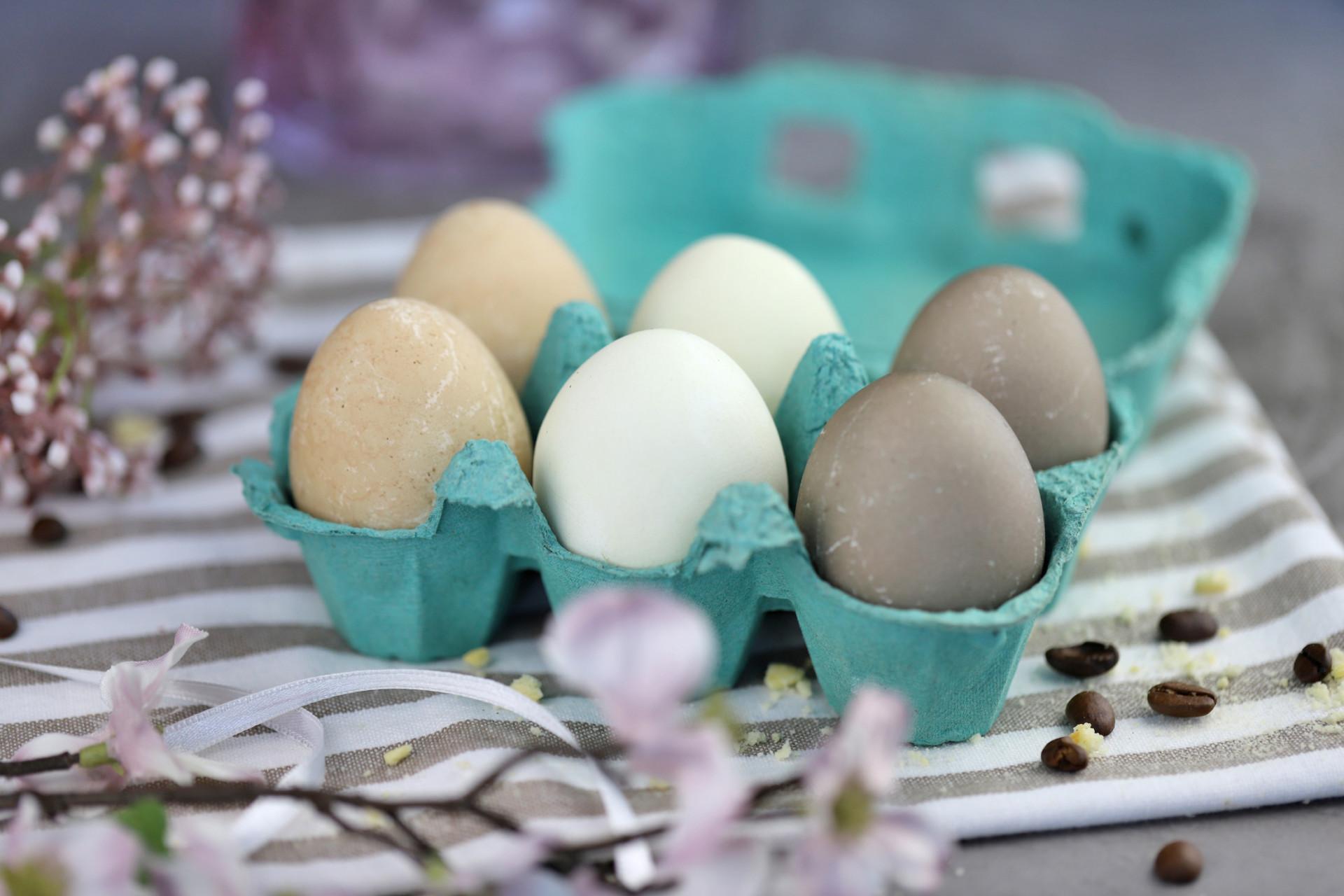 Ostereier färben Zutaten natürlich