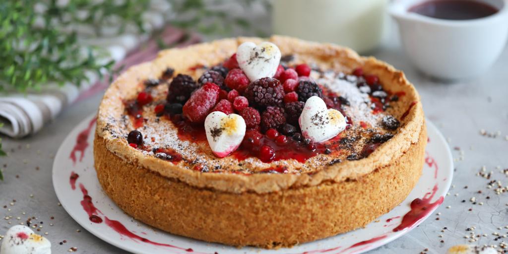 quark mohn torte blog