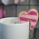 Süße kleine Tassenkekse - Es ist Muttertag