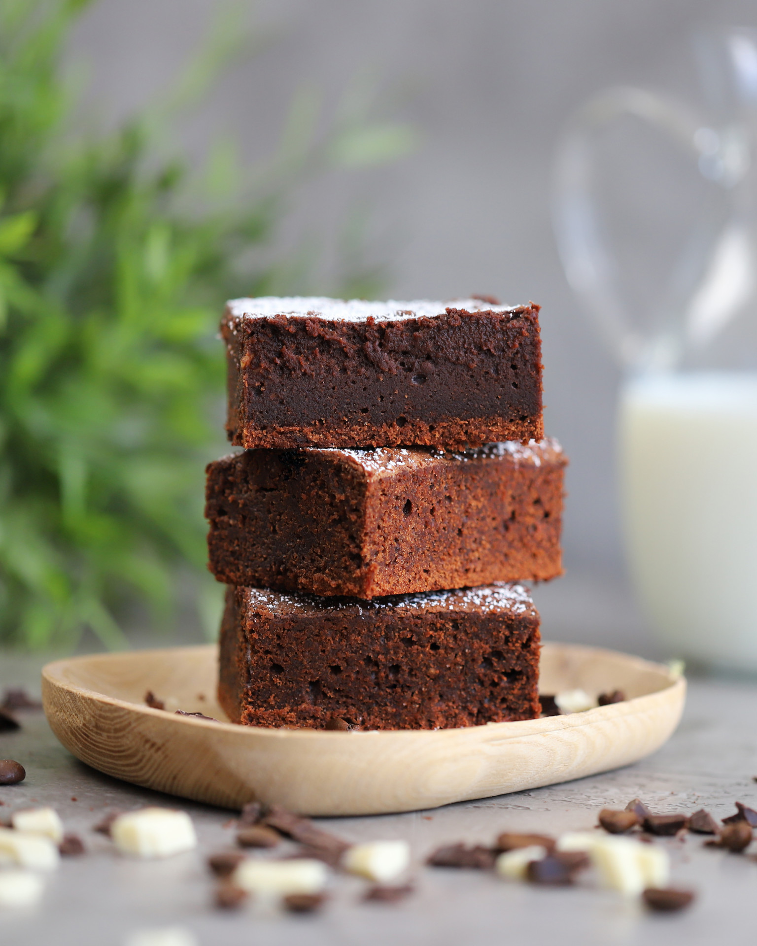 brownies kaffee insta