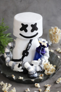 3D Motivtorte Fortnite Marshmello
