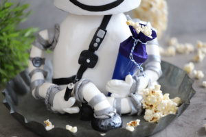 Marshmello Fortnite Motivtorte