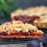 Zwetschgen Streuselkuchen- Klassisch lecker