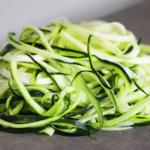Zoodles- Was ist wichtig bei Zucchininudeln?