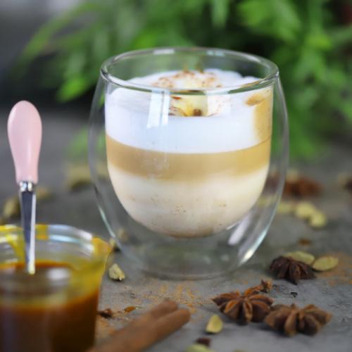 pumpkin spice latte quer