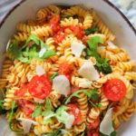 Fusilli Pasta Rucola - Dein Stück Italien zuhause