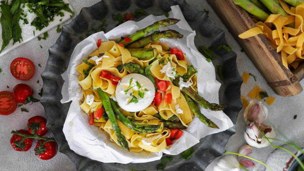 gruener spargel pasta blog